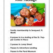6- Kids Package